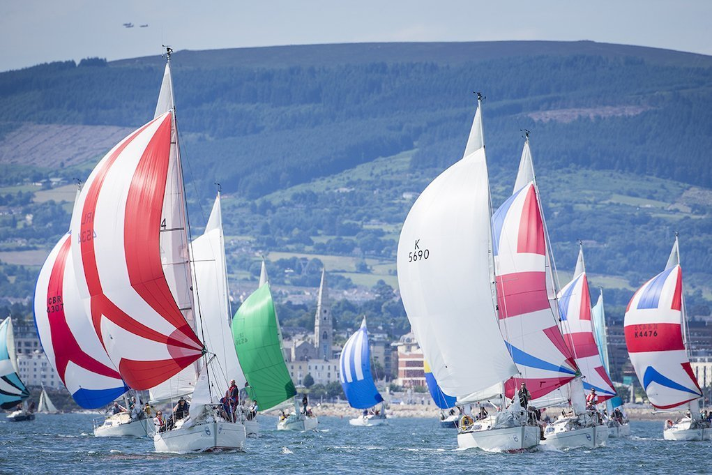 Volvo Dun Laoghaire Regatta things to do with kids in Ireland