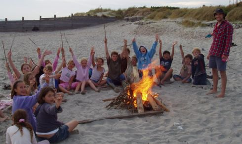 Wickedly Wonderful residential summer camps - Mykidstime