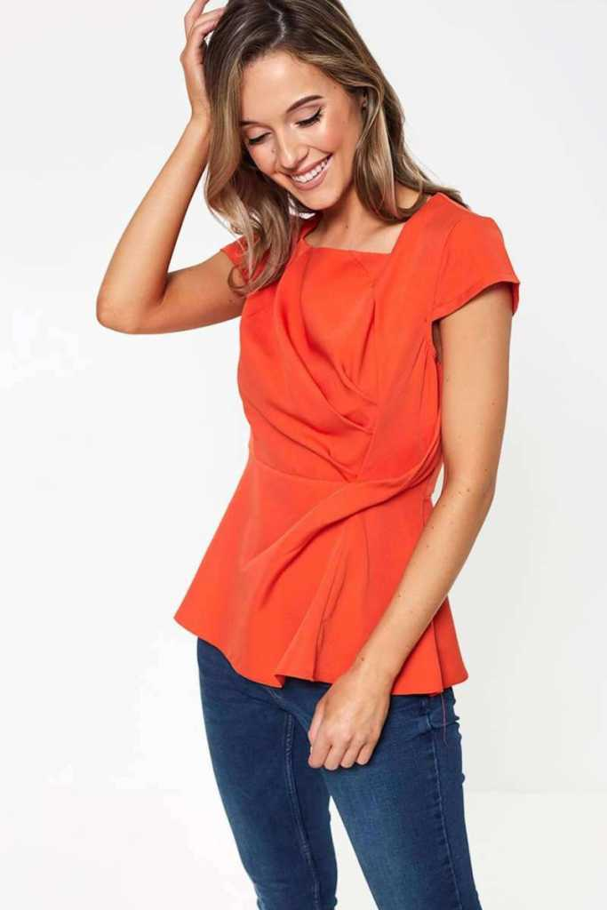 athena occasion top