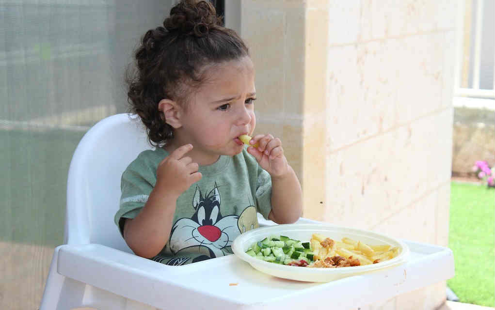 Practical tips for Dealing With Fussy Eaters - Mykidstime