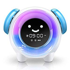 sleep training alarm clock