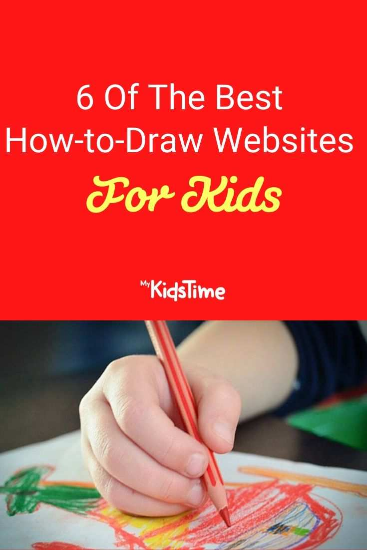 6 Of The Best How-to-Draw Websites For Kids