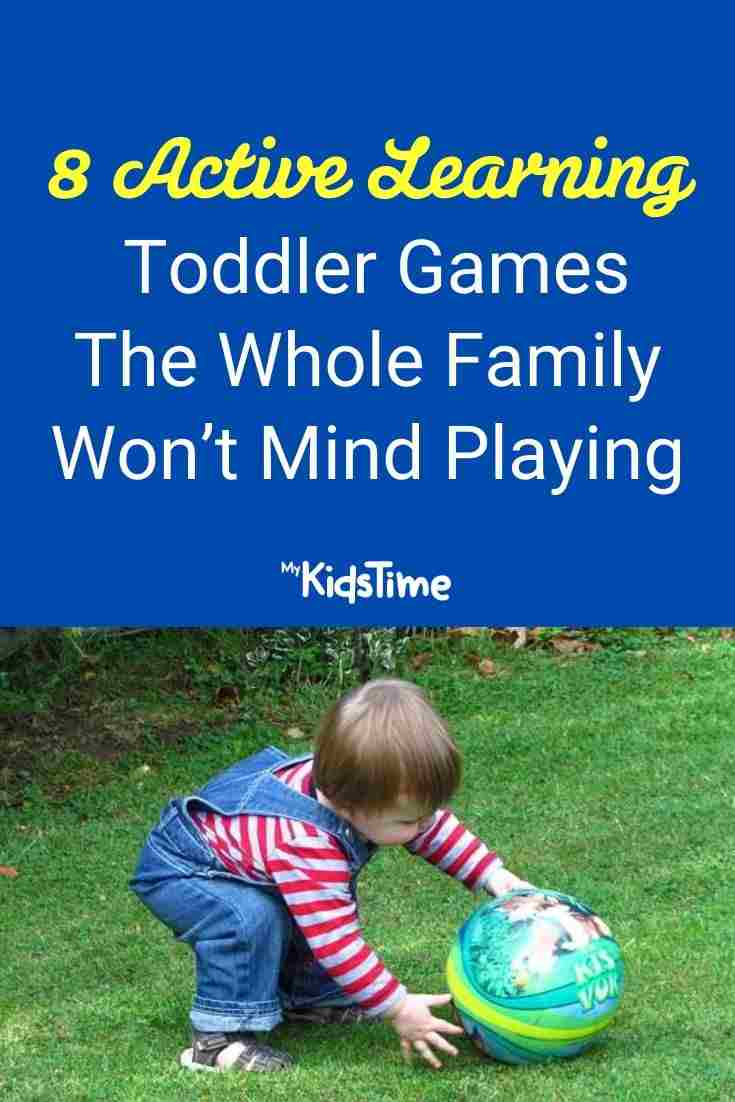 8 Active Learning Toddler Games The Whole Family Won't Mind Playing