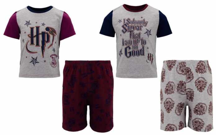 Aldi Harry Potter Pyjamas - Mykidstime
