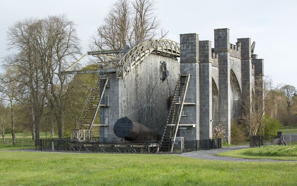 Birr Castle telescope historic places in Ireland horrible histories in Ireland