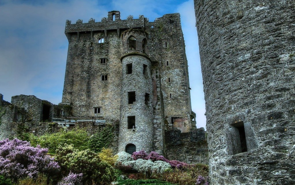 Blarney Castle historic places in Ireland horrible histories in Ireland