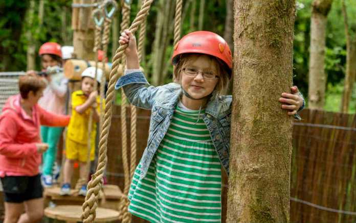 Castlecomer Discovery for adventure family days out