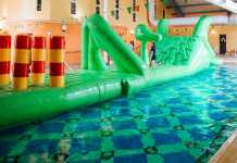 Clonakilty Park Hotel Water Inflatables