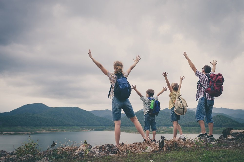 Delphi Adventure Family fun day out with kids in Ireland