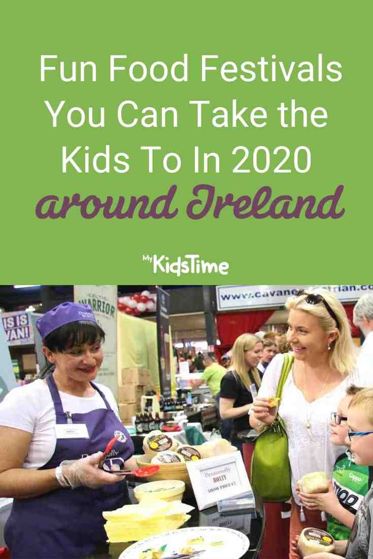 Fun Foodie Festivals You Can Take the Kids To around Ireland in 2020