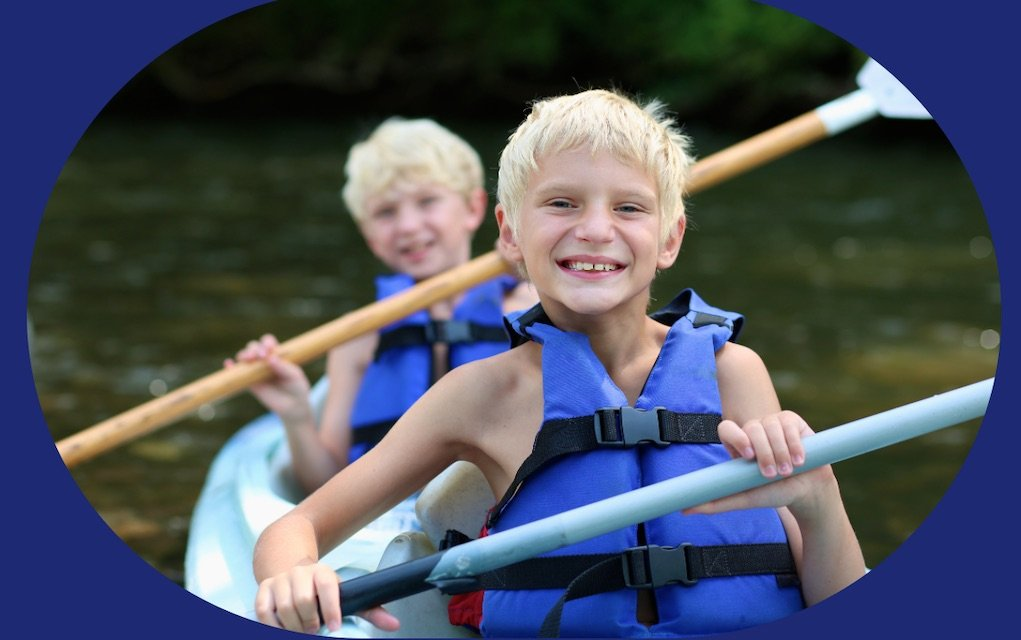 Head into the blue Ireland Waterways offers for fun family days out