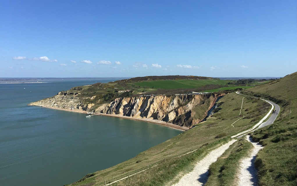 Isle of Wight for best UK holiday destinations - Mykidstime