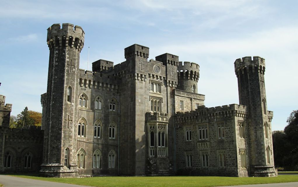 Johnstown Castle historic places in Ireland horrible histories in Ireland