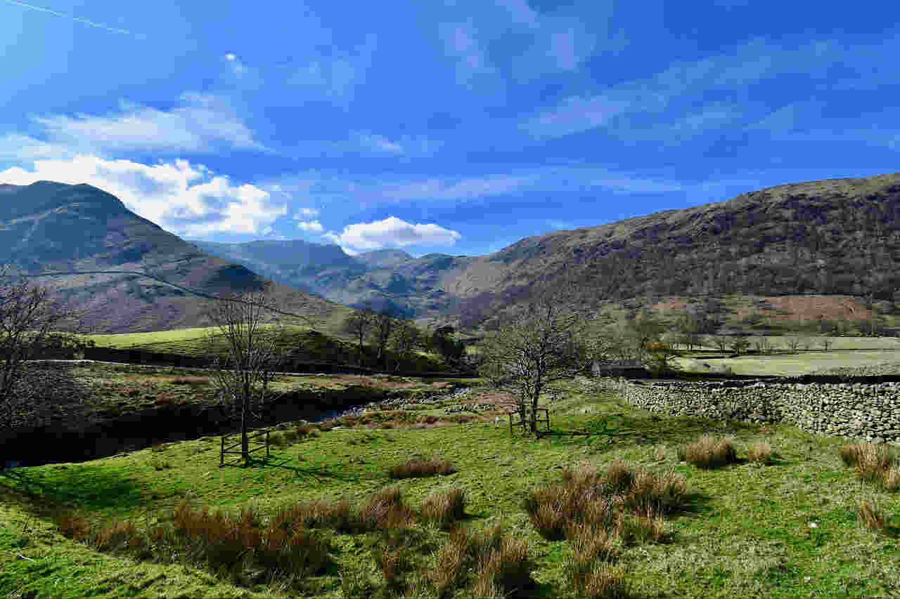 Lake District for best UK holiday destinations - Mykidstime