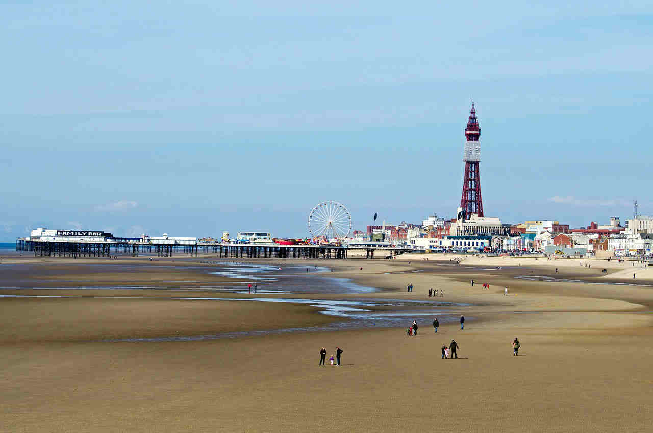 Lancashire for best UK holiday destinations - Mykidstime