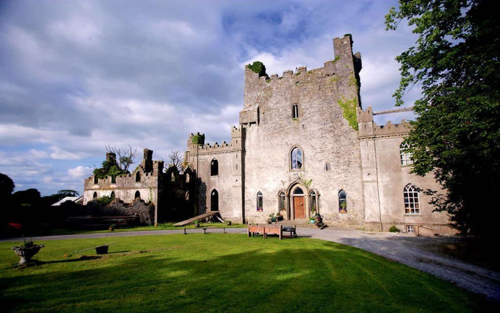 Leap Castle Offaly historic places in Ireland horrible histories in Ireland