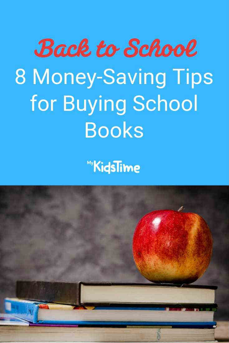 Money-Saving Tips for Buying Back to School Books - Mykidstime