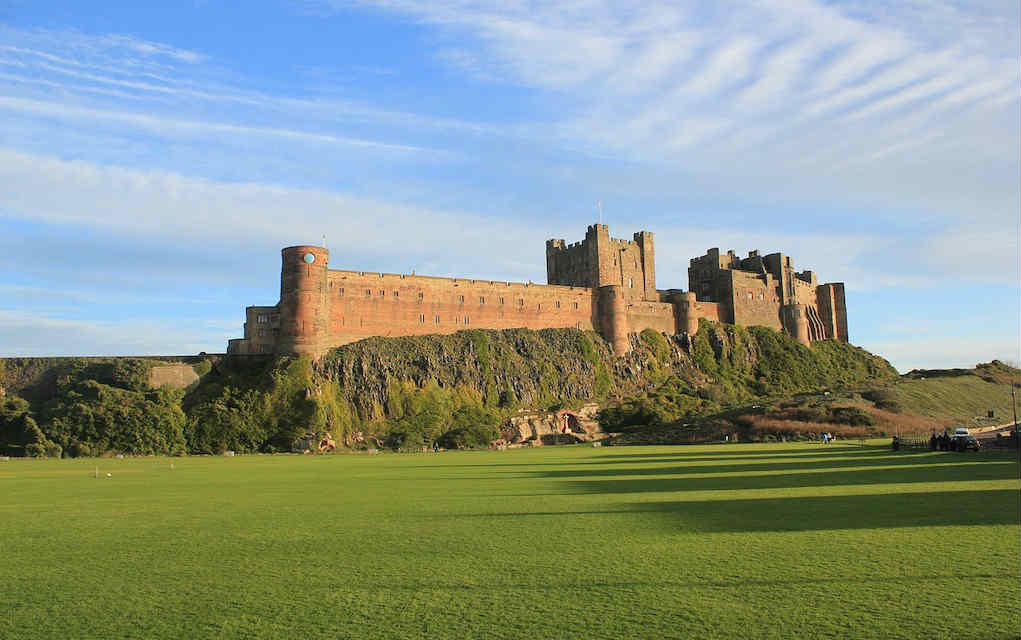 Northumberland for best UK holiday destinations - Mykidstime
