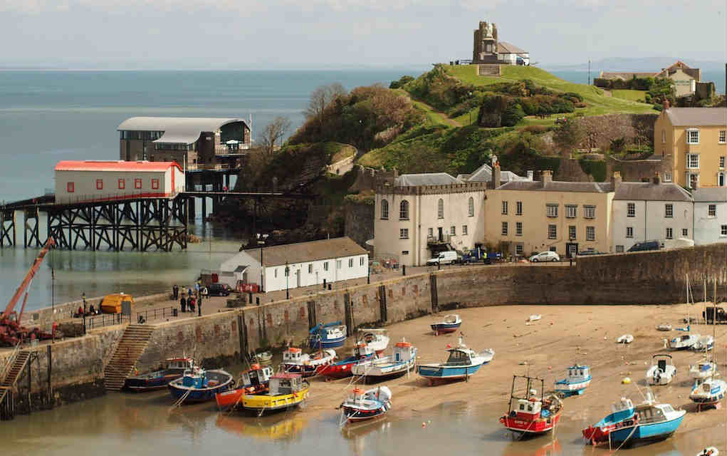 Pembrokeshire for best UK holiday destinations - Mykidstime