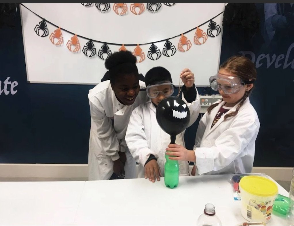 Planet Science Kidz School Workshop