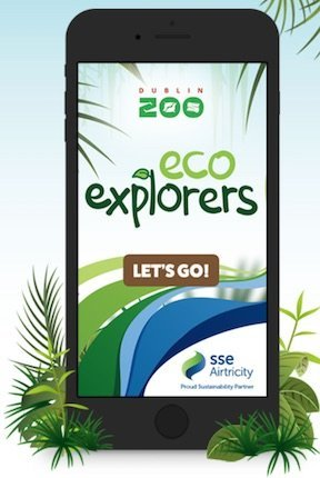 SSE Airtricity and Dublin Zoo Eco Explorers App