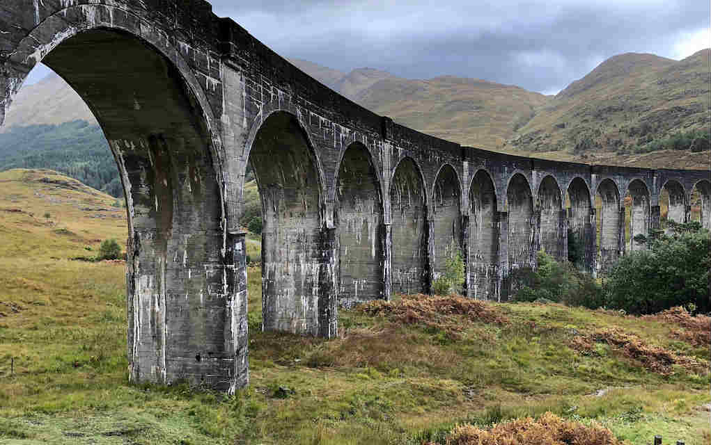 Scottish Highlands for best UK holiday destinations - Mykidstime