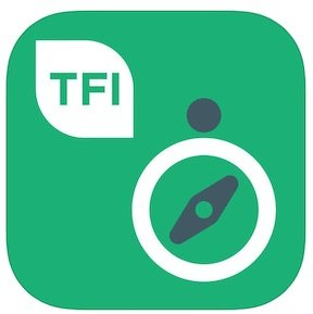TFI Journey Planner App best apps to plan a family day out in Ireland