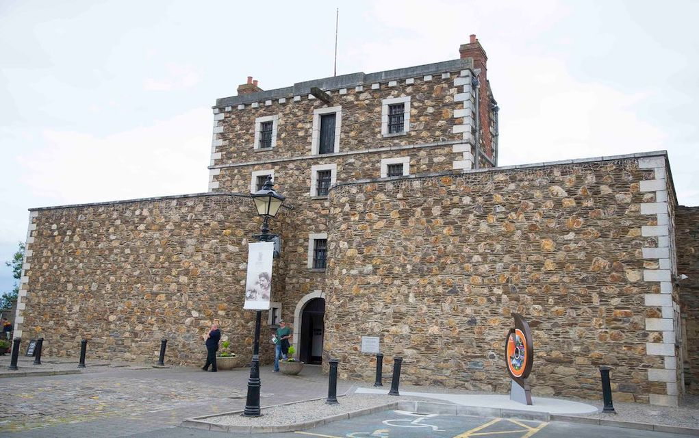 Wicklow Gaol historic places in Ireland horrible histories in Ireland