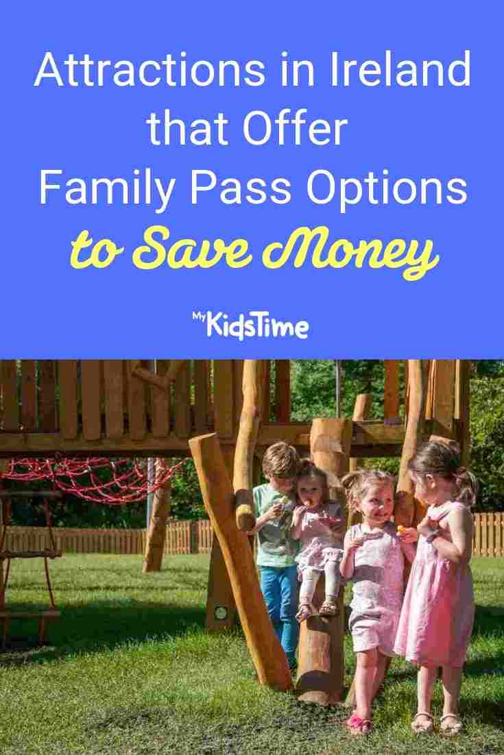 Attractions in Ireland that Offer Family Pass Options to Save Money