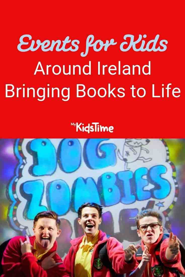 Events for Kids Around Ireland Bringing Books to Life - Mykidstime