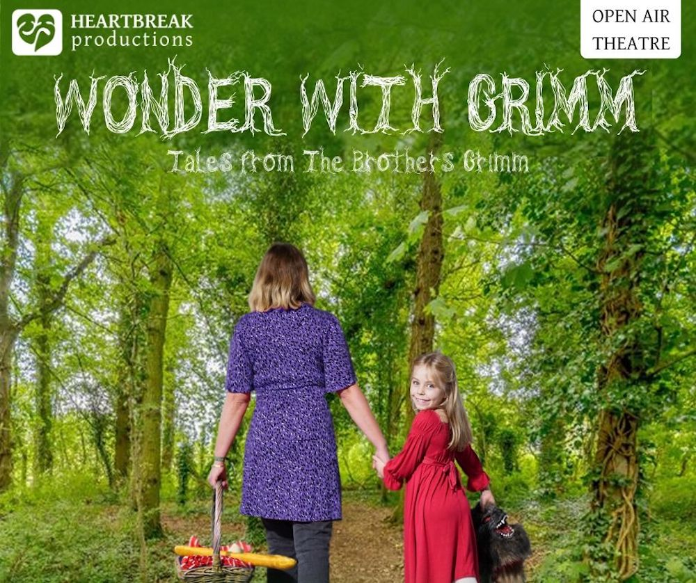 Wonder the Grimm Heartbreak Productions outdoor family theatre and cinema events in Ireland