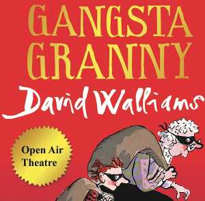 gangsta granny outdoor family theatre and cinema events in Ireland