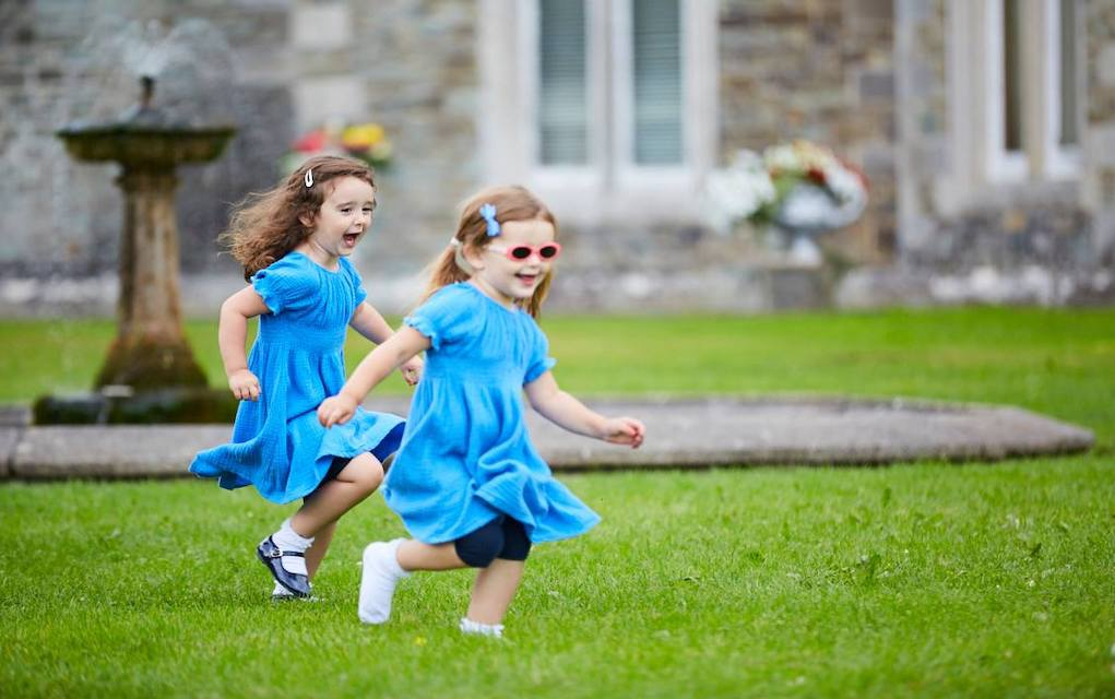 Johnstown Castle fun things to do in Wexford with kids