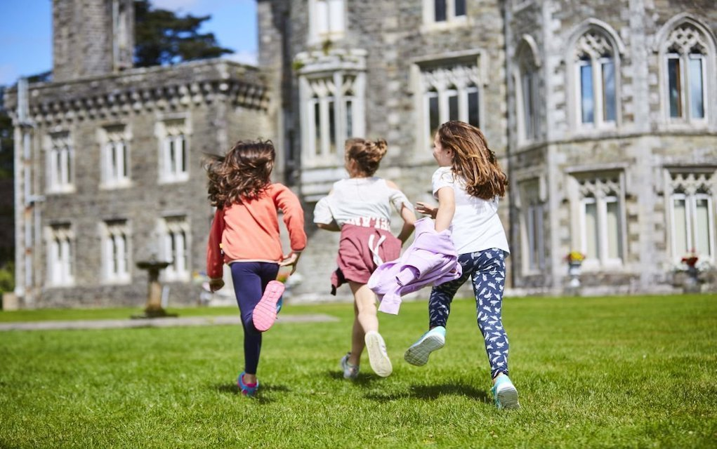 Johnstown castle Wexford Things to do with kids in Wexford