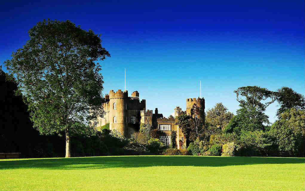 Malahide Castle places to take your child this summer