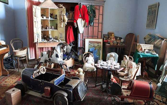 Nursery at Strokestown House fun things to do with kids in Roscommon at Strokestown Park House