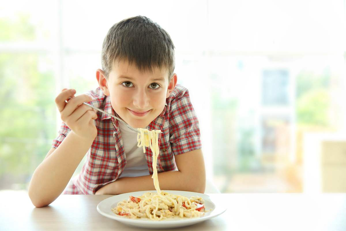 Simple Pasta Recipes for Kids (1)