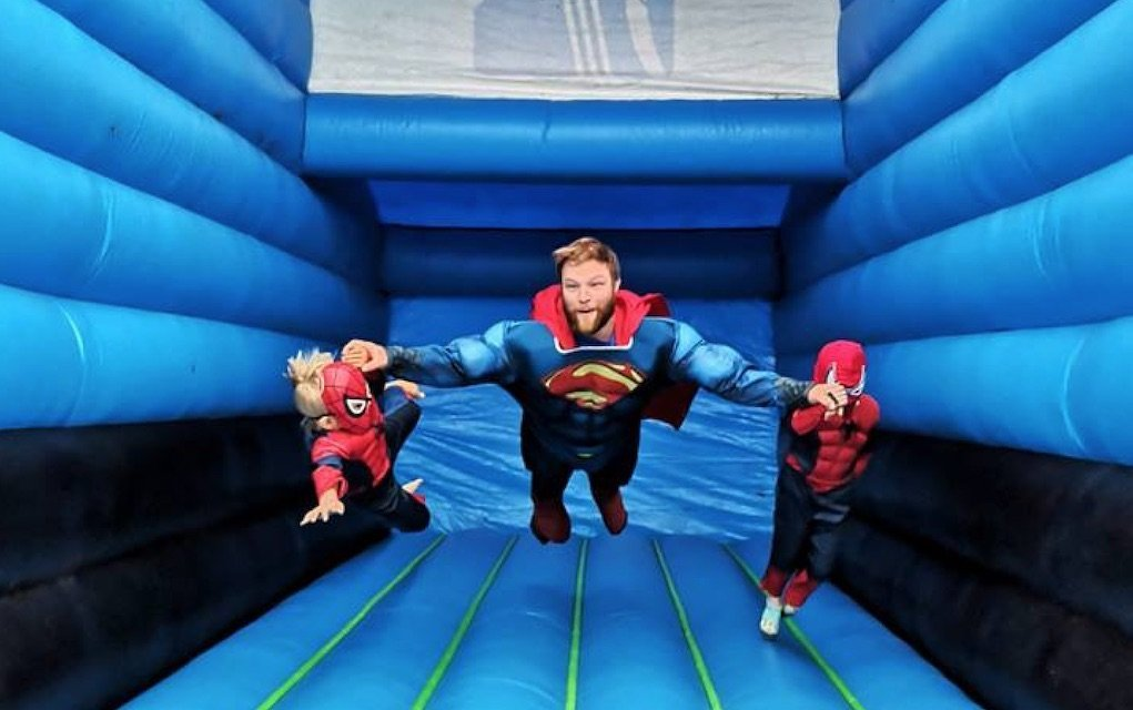Superhero and Princess Day at Nore Valley Park 2019