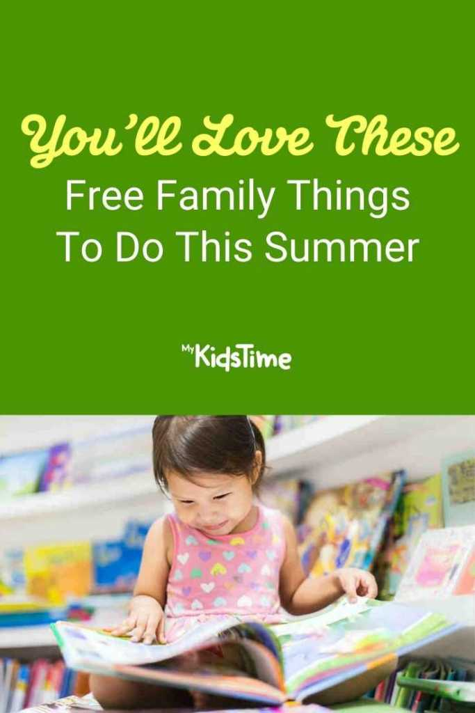 You'll Love These Free Family Things To Do This Summer