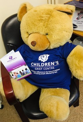 The children's grief centre support