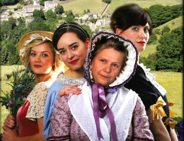 cranford at Fota House outdoor family theatre and cinema events in Ireland