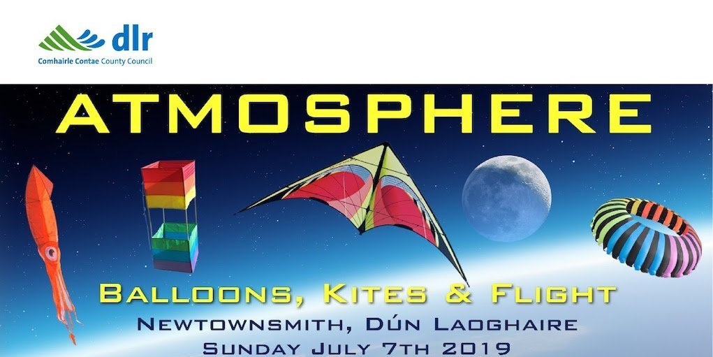 dlr atmosphere free events for families in Ireland