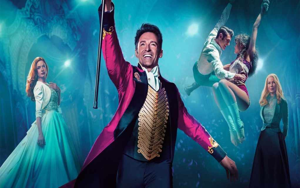 greatest showman outdoor family theatre and cinema events in Ireland