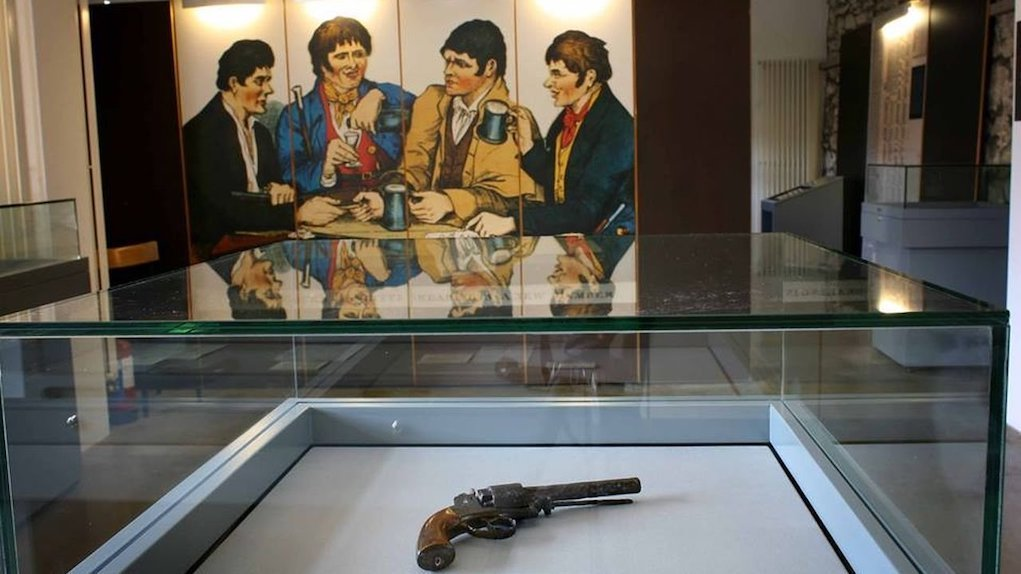 gun that shot owner of Strokestown Park fun things to do with kids in Roscommon