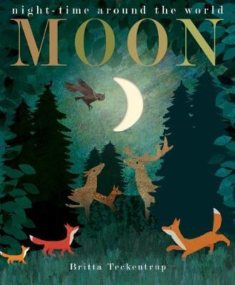 books for kids about the moon
