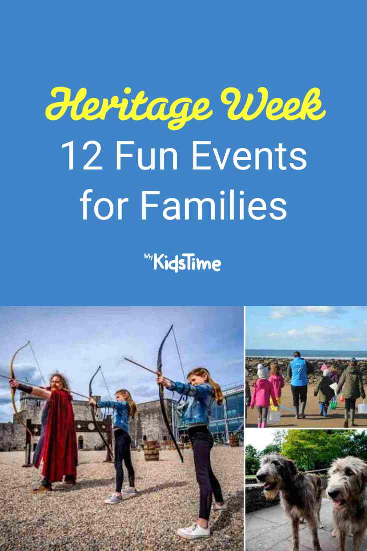 12 Fun Events for Families During Heritage Week 2021 - Mykidstime