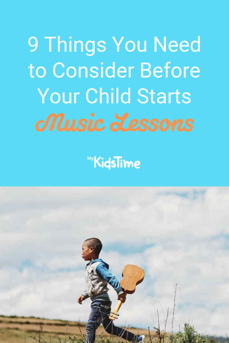 9 Things You Need to Consider Before Your Child Starts Music Lessons - Mykidstime