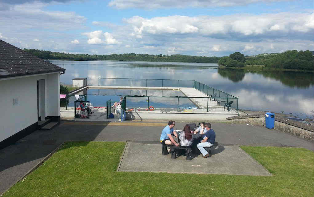 Arvagh outdoor swimming pool