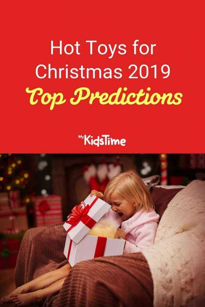 Hot Toys For Christmas 2019