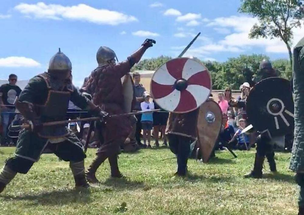 Medieval Fun Day at Duckett's Grove Carlow